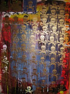 Pirates - 160 x 120 cm - DISPONIBLE